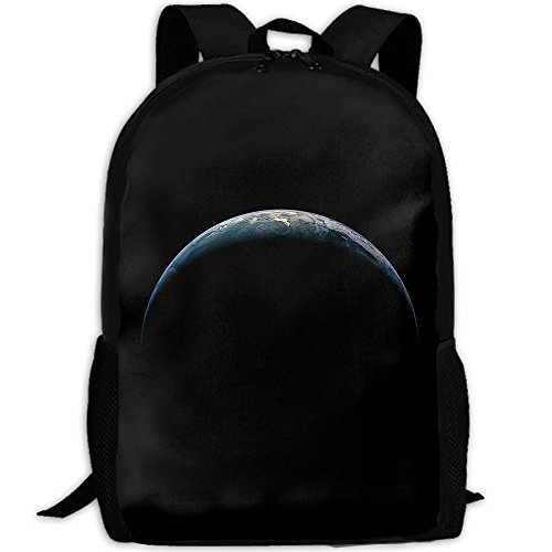 Adult Shoulder Bag Boy's Backpacks Girl's Satchel Schoolbags Traveling Bags Solar Eclipse (Eclipse Club Chair)