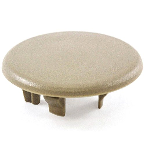 SP-Auto Beige Rear Armrest Arm Rest Trim Bolt Cover Cap Replace For Chevrolet GMC General Style 2007-2014