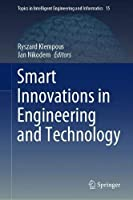 Smart Innovations in Engineering and Technology Front Cover