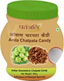 Patanjali Amla Chatpata 500 gm Pack of 2One Free Prakruthi Ginger Candy for Each Order.