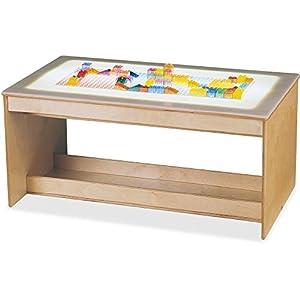Jonti Craft Large Light Activity Table