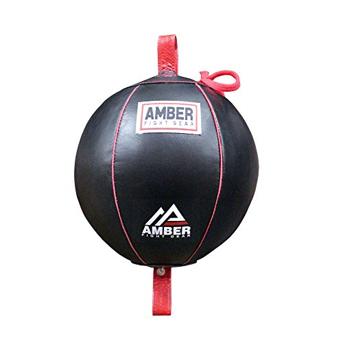 Amber Fight Gear Double End Professional Bag 9'' Large by Amber Fight Gear