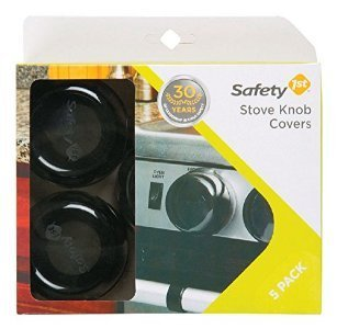 Safety 1st Stove Knob Covers by Safety 1st