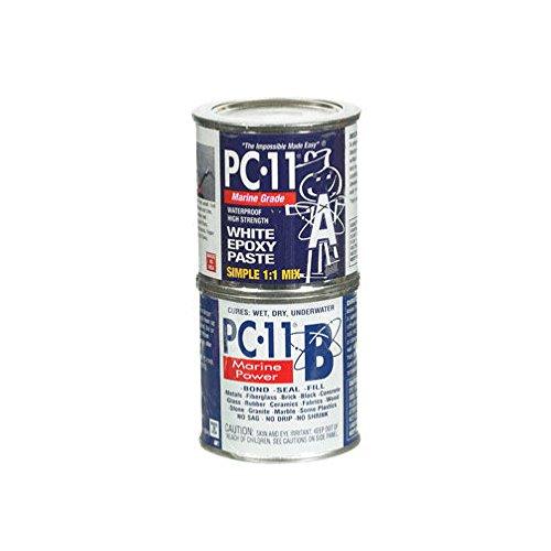 PC Products PC-11 1 Lb PC-11 White Epoxy Paste