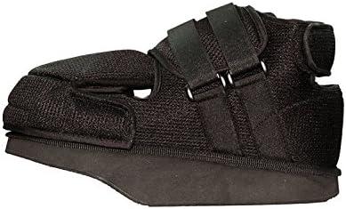 Wewa Ped Verbandschuh, schwarz, Größe XS - XL (1 Stück) (M (39 - 41))