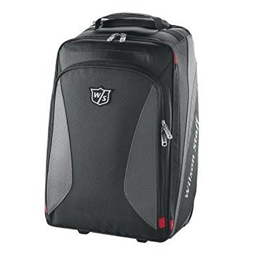 Wilson Staff Wheeled Carry-On Bag 2017 Black
