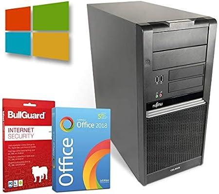 Fujitsu Celsius W380 - Torre (procesador Intel Core i5-650 de 3,2 ...