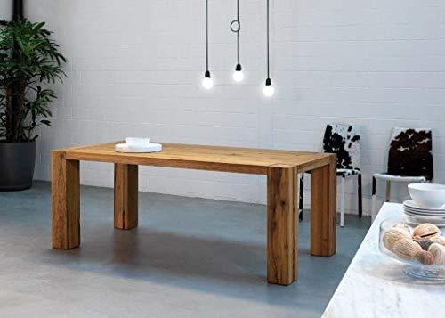Mesa cocina madera maciza a medida: Amazon.es: Handmade