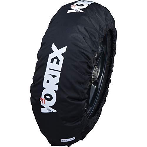 Vortex Racing TW101 Black Tire Warmer, 2 Pack