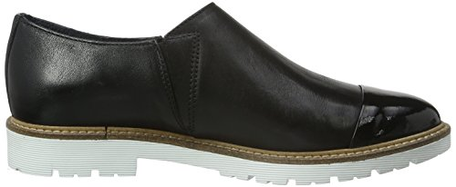 Shoe Black Biz Black Becca Patent Women's Loafers Velvet rfxrqBnw