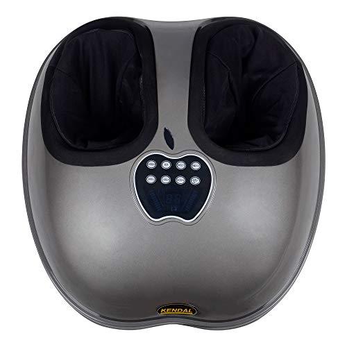 Kendal Shiatsu Foot Massager with Intensity Adjustable Deep Kneading