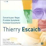 Escaich - Concerto pour orgue / Symphonie n°1 / Fantaisie concertante