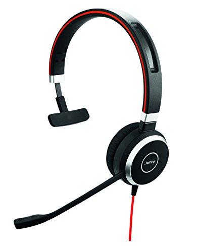 Jabra Evolve 40 Mono MS - Professional Unified Communicaton Headset -