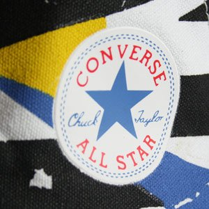 CONVERSE ALL STAR HI CANVAS GRAPHICS 01 38 EU