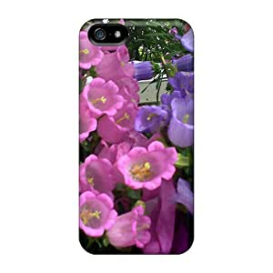 SumWin Design High Quality Pink Blue Cover Case With Excellent Style For Iphone 5/5s