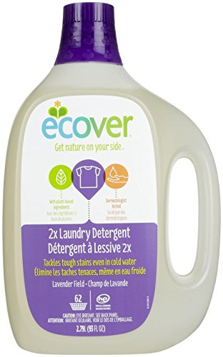 Ecover Natural Laundry (Ecover Laundry Detergent, Lavender, 93 Ounce)
