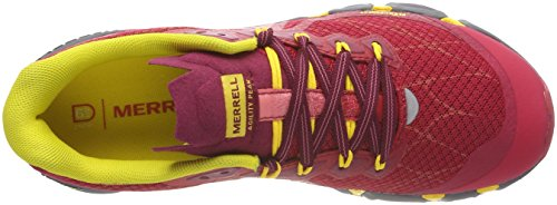 Rouge Sandales UK Adulte de 677338804237 Multicolore Mixte Multicolour 7 Merrell Sport qXdAFcXw