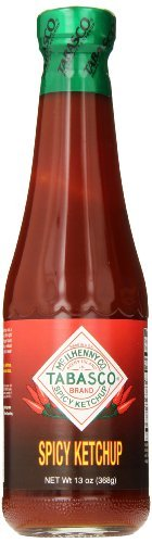 Tabasco Spicy Ketchup, 13 Ounce by TABASCO brand