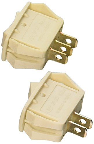 Broan S97016972 Light Switch Almond