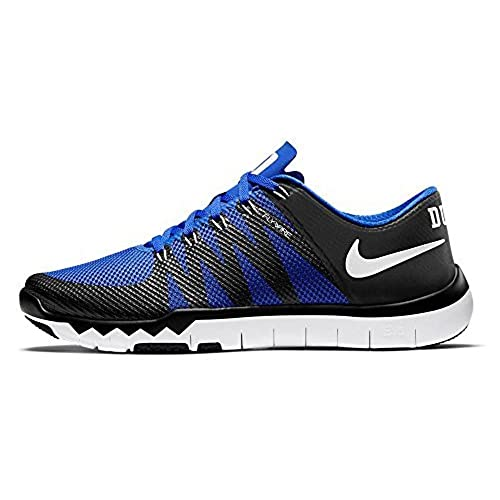 a14b3e8a17ec ... coupon code for mens nike nike free trainer 5.0 v6 duke training shoe  black white game