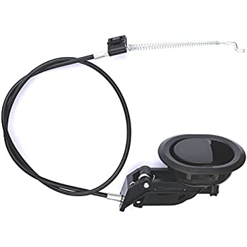 Amazon Com Choice Parts Black Recliner Cable With