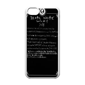 iPhone 5C Phone Case International Raw Death Note Designed Q1WD500544