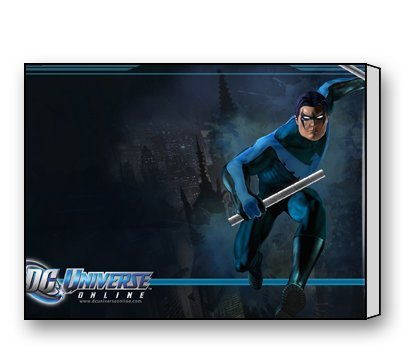 prettylee-custom-modern-wall-art-home-decor-canvas-prints-dc-universe-online-nightwing-16-x-12-inch