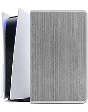 Dammskydd för PS5, skyddskåpa för Sony Playstation 5, reptålig vattentät dammsäker, PS5-tillbehör (grå)