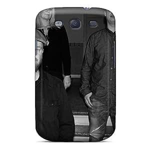 SherieHallborg Samsung Galaxy S3 Shock Absorption Hard Cell-phone Cases Support Personal Customs Attractive Michael Stipe Pattern [kIY872vkaX]