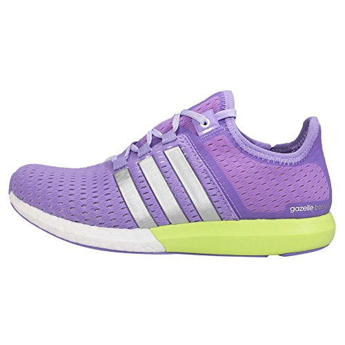 Adidas Women's CC Gazelle Boost W, PURPLE/GREEN/WHITE, 7.5 US- Buy ...