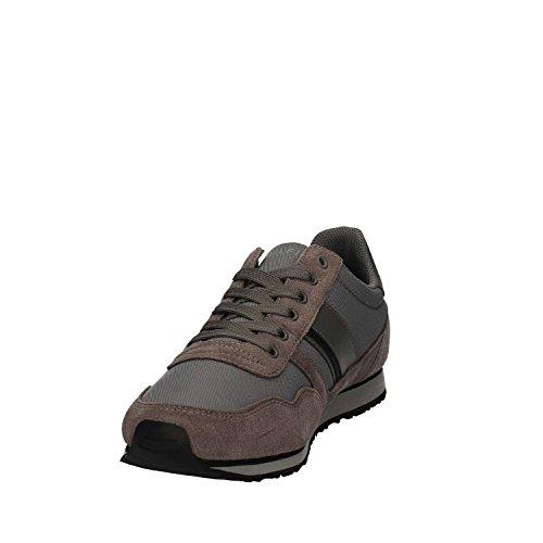 Tommy Hilfiger FM0FM00979 Sneakers Herren Gewebe Grau 43