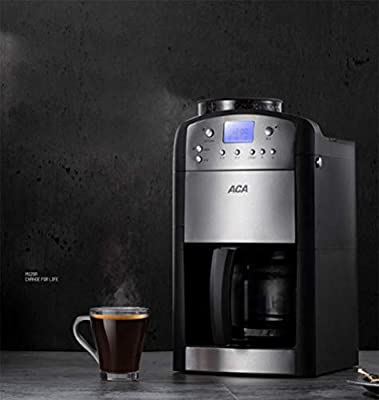RUIXFCA Cafetera automática,Cafetera Espress para Espresso y Cappuccino, Depósito 1,5 litros, Vaporizador Orientable con Doble Salida, 20 Bares, 1200 W: Amazon.es: Deportes y aire libre