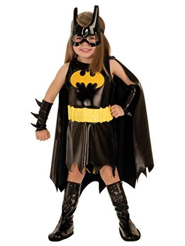 Infant Batgirl Halloween Costumes (DC Super Heroes Child's Batgirl Costume,)