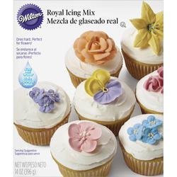 Wilton Bulk Buy Royal Icing Mix 14 Ounces (3-Pack) by Wilton