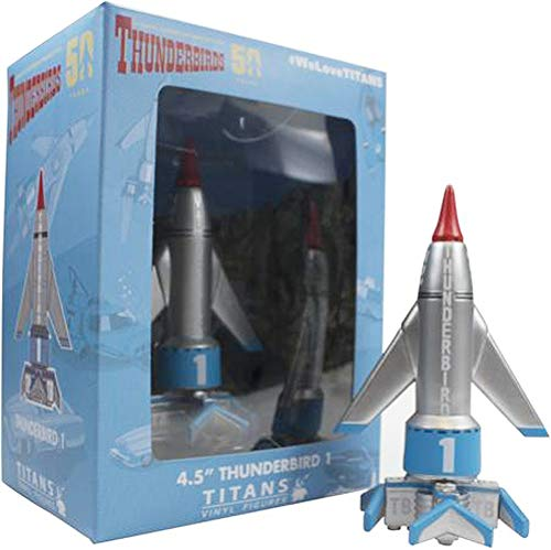 Titans Thunderbirds 4.5