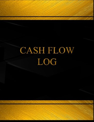 Download Cash Flow (Log Book, Journal - 125 pgs, 8.5 X 11 inches): Cash Flow Logbook (Black  cover, X-Large) (Centurion Logbooks/Record Books) pdf epub