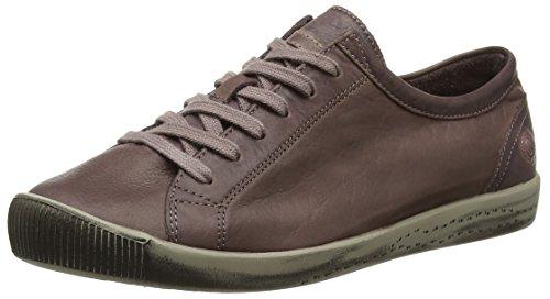 Zapatillas Mujer Brown Isla Softinos 570 Marrón dk Para 1qTB5