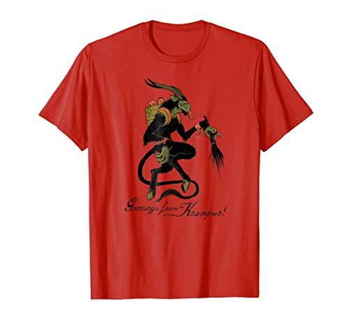 Shirt.Woot: Greetings from Krampus! T-Shirt