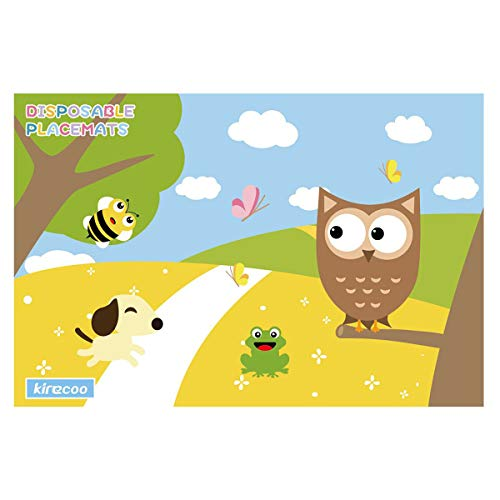 Disposable Placemats Baby Placemat