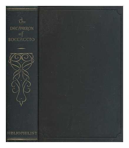 The Decameron of Boccaccio - Illustrated