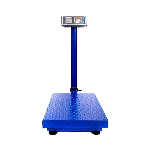 Restonc 660lbs Weight Computing Digital Floor Platform Scale Postal Shipping - Usps Shipping On Save How To