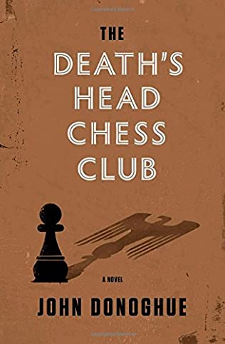 book cover of The Death\'s Head Chess Club