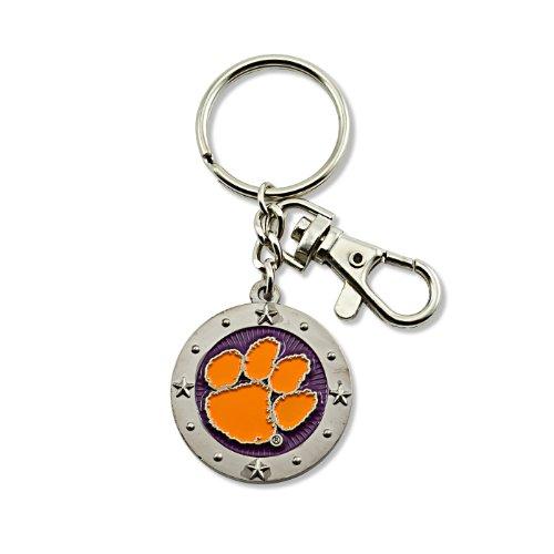 Clemson Keychain (NCAA Clemson Tigers Impact Keychain)