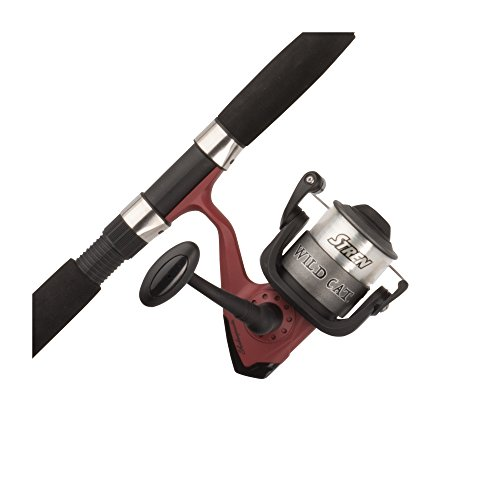 Shakespeare Wild Cat Spincast Spinning Reel and Rod Combo