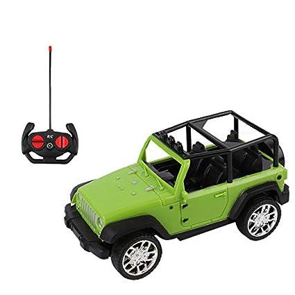 Amazon Com Aobiny Children Rc Car Wireless Remote Control Off Road