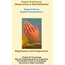 English Pratikraman (Jaina Education Series Book 931)