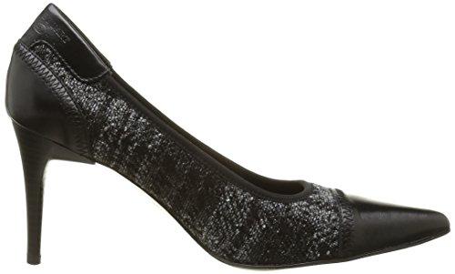 Elizabeth Stuart Lecor 507, Scarpe col Tacco Donna Nero (Noir/Noir)