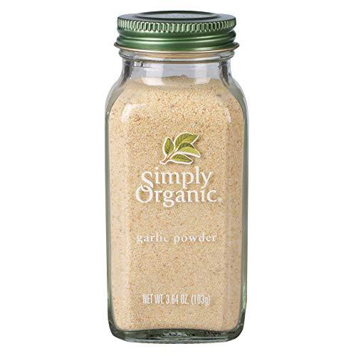 Simply Organic Garlic Powder   Certified Organic   Kosher Certified   3.64-Ounce Glass Bottle (Easy Garlic Mashed Potatoes With Garlic Powder)