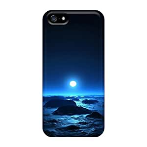 diy zhengTpu Case Cover Compatible For iphone 5/5s/// Hot Case/ Frozen Tundra