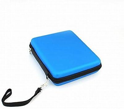 Estuche Bolso Bolsa Con Cordón para Consola Nintendo 2DS - Azul: Amazon.es: Videojuegos